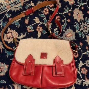 Dooney & Bourke Red purse